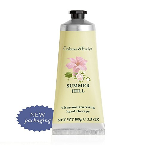 Crabtree & Evelyn Ultra Moisturising Hand Therapy Summer Hill, 3.5 Oz