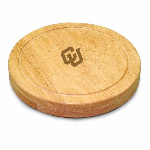 PICNIC TIME NCAA Colorado Golden Buffaloes Circo Cheese Set by PICNIC TIME (Image #2)