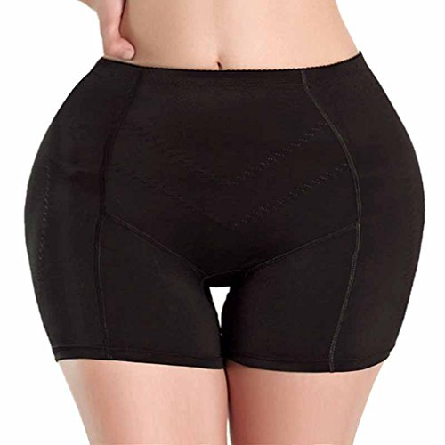 Zarbrina Women Hip Buttocks Padded Panties Underpants Butt Enhancer Bum Lift Shaper Panty Bodysuit