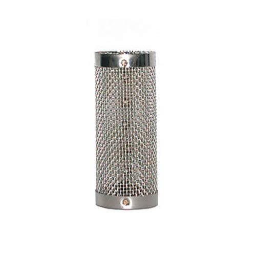 0.7x0.7x1.2 Stainless Steel 0.7x0.7x1.2 Legend Valve 105-723 80 Mesh Stainless Screen