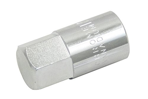 TRANSMISSION DRAIN & PIVOT BOLT SOCKET, 17mm Head 3/8'' Drive, Dunebuggy & VW