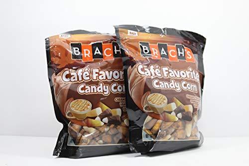 Cafe Favorites Candy Corn (Caramel Macchiato, Vanilla Latte, Espresso) 12 Oz - Bundle of 2]()