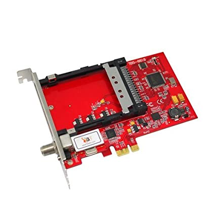 tbs6618 pausa y grabación DVB-C Sintonizador de TV HD Cable ...