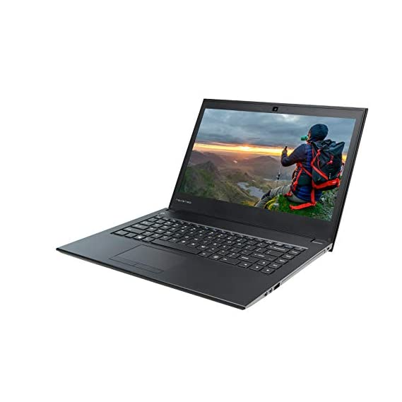 NEXSTGO SU NS14N1IN004P 14-inch Laptop (Core i3-7130U/8GB/1TB/Windows 10 Pro/Integrated Graphics), Black