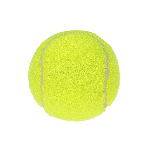 Docooler 3PCS / Can Tennis Formation Pratique Balle Haute Résilience Formation Durable Tennis de Formation pour les Débutants de la Concurrence
