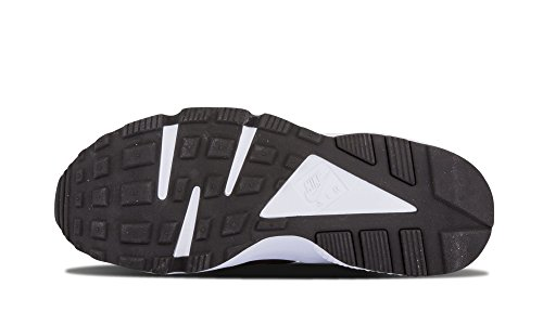 PA Scarpe Air Run Bianco Nero Nike Corsa Uomo white da Huarache White Black OIAwdt