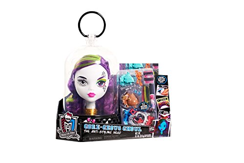 Monster High White Styling Head - Barbie Head Princess Styling