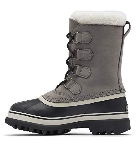 Sorel Women's Caribou NL1005 Boot,Shale/Stone,9 M US