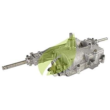Caja de transmisión mecánica para cortacésped (autoportées ...