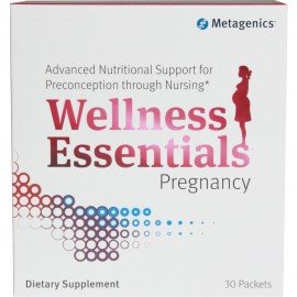 Metagenics – Wellness Essentials Pregnancy 30 pkts, Health Care Stuffs