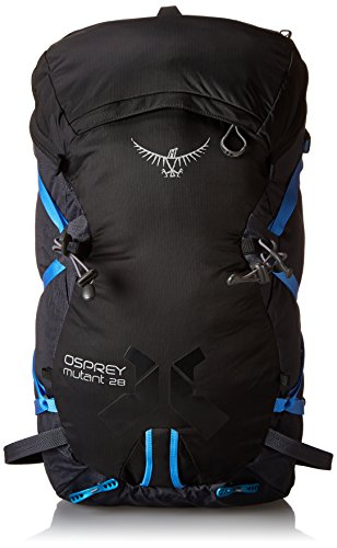 Osprey Mutant 28-Liter Backpack, Grindstone Black, Small/Medium by Osprey