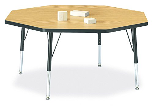 - Berries 6433JCT251 Round Activity Table, T-Height, 48
