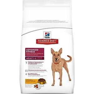 Science Diet Adult Advanced Fitness Chicken & Barley Dry Dog Food, 35lb Bag