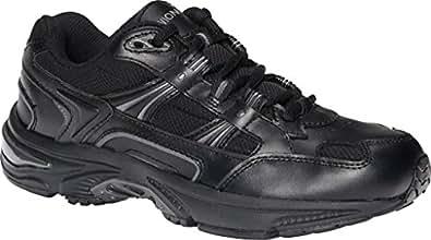 Vionic Women's Walker Classic Shoes, 5 C/D US, Black