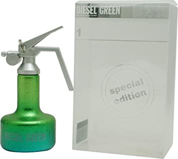 Diesel Green By Diesel For Men. Eau De Toilette Spray 2.5 Ounces