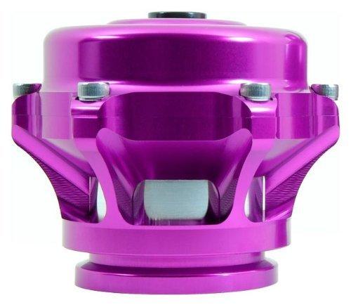 TiAL Q Blow Off Valve - 10 psi (un-painted) spring, Purple Body, Aluminum Flange (Bov Tial)