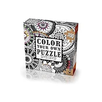 Color Your Own Puzzle (Qty. 1)