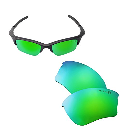 671f62c993 Walleva Replacement Lenses Or Lenses  Rubber Kit for Oakley Flak Jacket XLJ  Sunglasses - 53 Options LLC