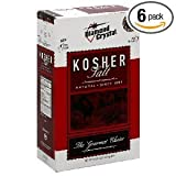 Diamond Crystal Kosher Salt, 3-Pounds (Pack of 6)