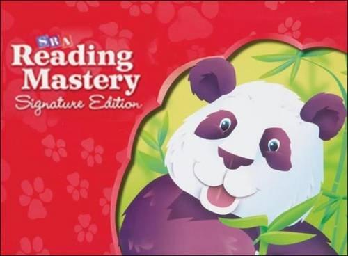 SRA Reading Mastery Signature Edition: Teacher's Guide - Grade K (Reading Mastery Level VI)