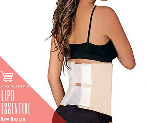 Conceited Essentials Wrap Around Lipofoam, 360 Degree Average Torso