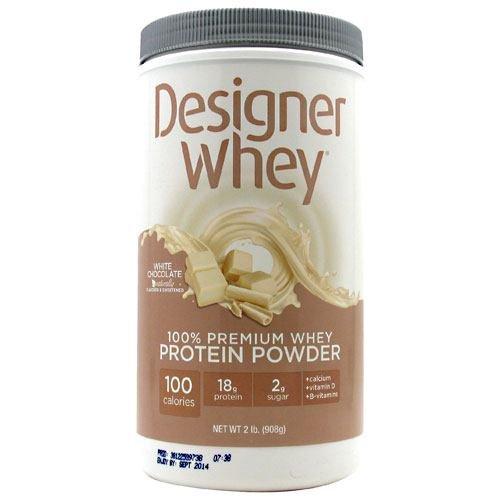 Designer Whey Protein poudre, chocolat blanc - £ 2,0 / Paquet