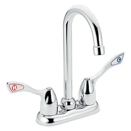 Moen 8938 Commercial M-Bition Bar/Pantry Faucet 1.5 gpm, Chrome ()