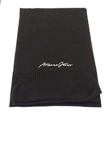 Armani Sciarpa Maglia Jeans Nero 7a026 924158 qrOOx5dAEw