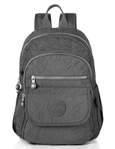 Gray Mini Backpack - 4