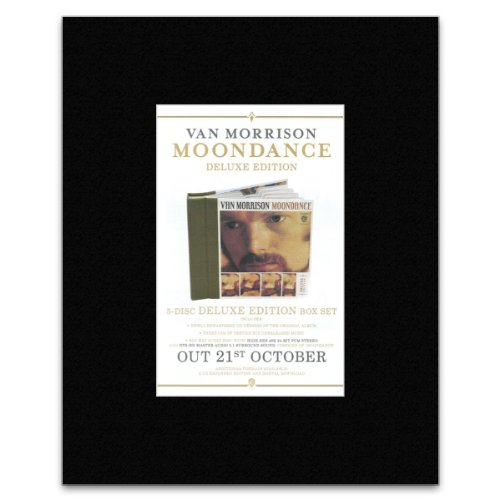 Van Morrison - Moondance Mini Poster - 28.5x21cm for sale  Delivered anywhere in Canada