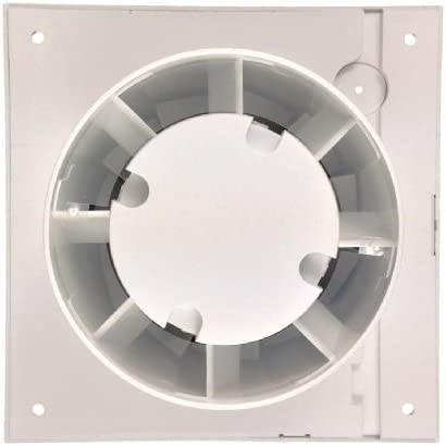 Envirovent SIL100T Extractor de ba/ño 4 unidades, 100 mm
