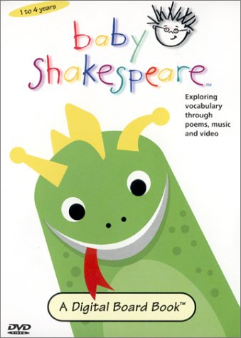 Baby Shakespeare by Family Home Ent