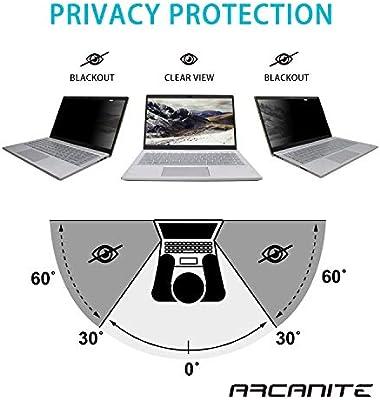 ARCANITE - Filtro de privacidad para ordenadores portátiles con ...