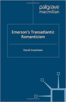 Book Emerson's Transatlantic Romanticism