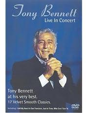 Tony Bennett: The Legendary Tony Bennett In Concert [DVD]