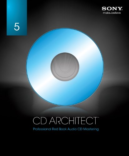 Sony CD Architect 5.2 [Download] by Sony