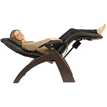 best zero gravity recliner reviews this item human touch perfect chair electric power recline wood base dark cacao black vinyl standard ground shipping diy lane