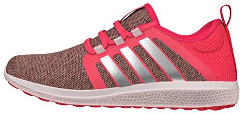 adidas Fresh Bounce W, Zapatillas de Running para Mujer Rojo (Rojimp / Plamet / Rolhal)