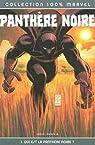 Panthère Noire, Tome 1 : Qui est la panthère noire ? par Hudlin