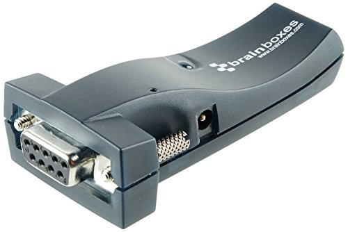 Brainboxes BL-830 1-Port Female Bluetooth Serial Adapter