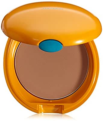 SHISEIDO TANNING compact foundation natural SPF6 12 gr