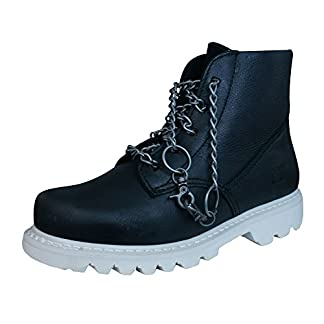 Caterpillar Grid Adorn Womens Leather Boots 7