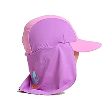 2a000827ab4 Image Unavailable. Image not available for. Color  UTTER Beach Baby Sun Hat  Cap