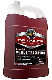 Meguiars D14301 Non Acid Tire Wheel Cleaner 1 Gallon