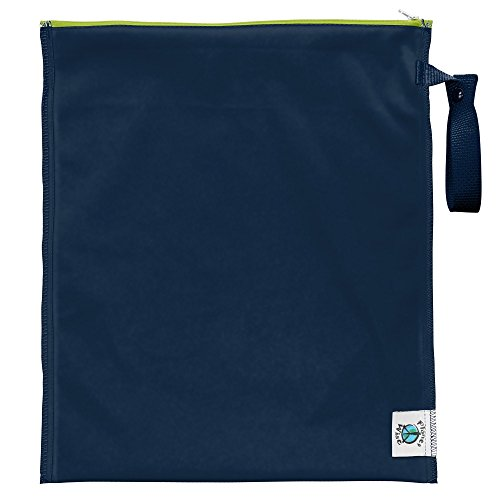 Planet Wise Lite Wet Bag, Navy, Made in the USA