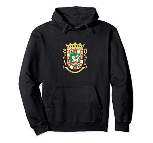 Escudo de Puerto Rico [Hoodie]