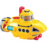 Imaginext - Submarino Aventura N8270 Fisher Price Várias