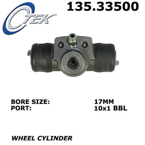 Parts Panther OE Replacement for 1980-1987 Audi 4000 Rear Drum Brake Wheel Cylinder ()