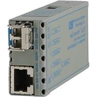 OMNITRON 1239-0-1 / MICONV 10/100/1000BT RJ45 TO