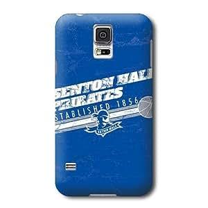 Allan Diy S5 case cover, Schools - Seton Hall Pirates Est 1856 - Samsung QLx8TGiiUcF Galaxy S5 case cover - High Quality PC case cover